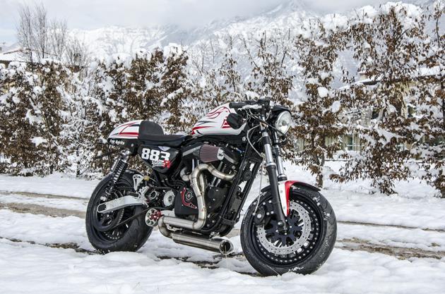 przechowywanie motocykla zimowanie